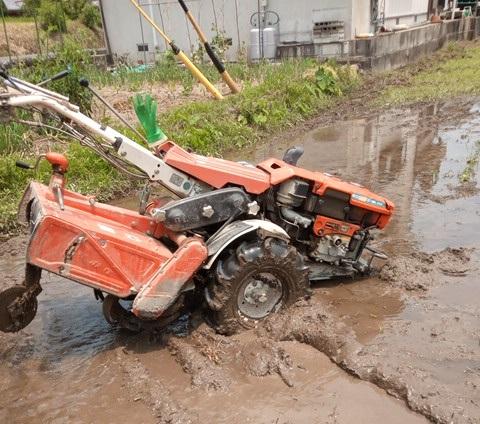 トラクター 耕し 方